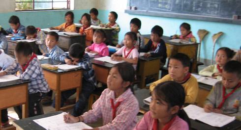 La scuola in Cina, ti piacerebbe frequentarla?