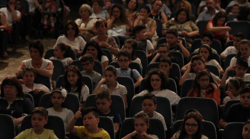 rassegna scuole arci movie