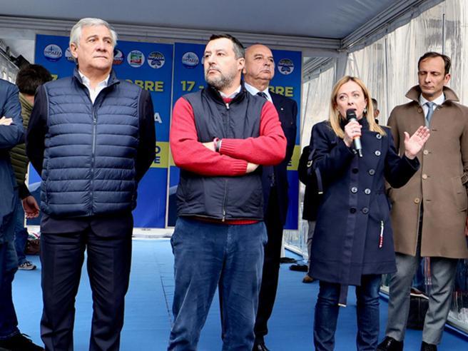 Salvini e Meloni